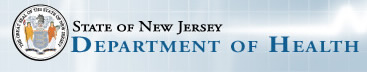 State of NJ - Department of Health