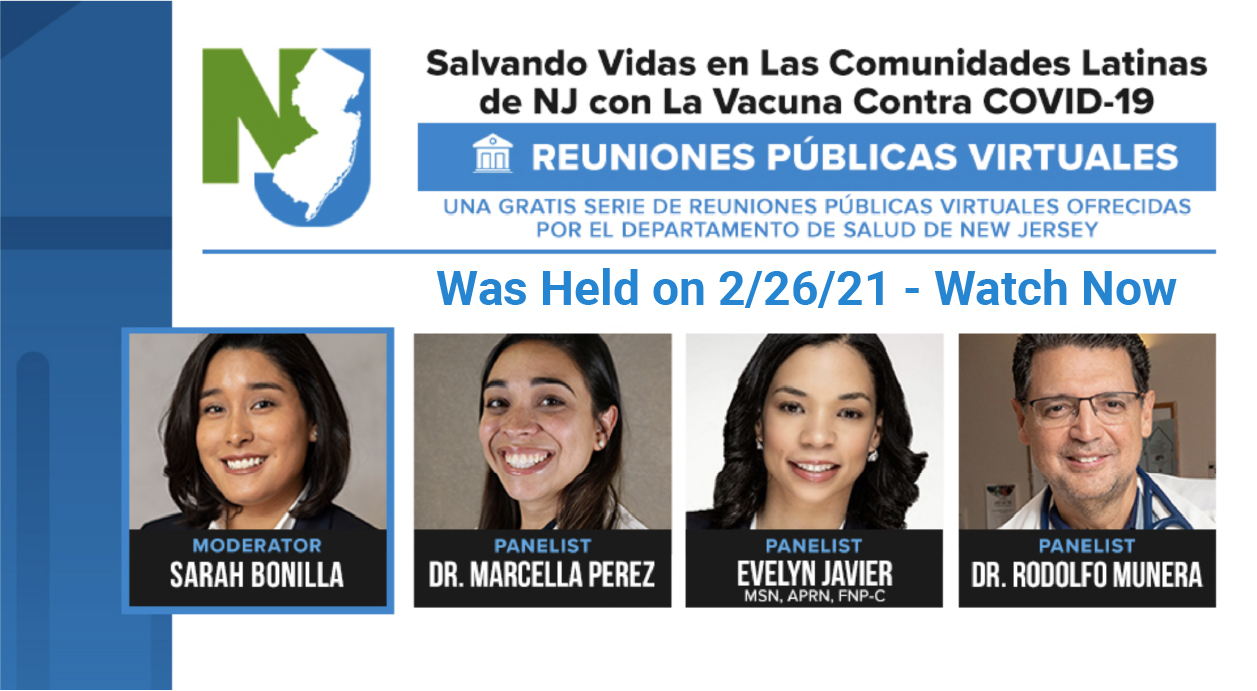 Spanish language Virtual Town Hall