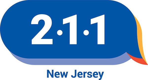NJ 2-1-1 logo