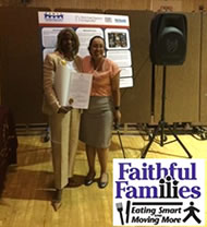 Minority Health Month & Faithful Families Program
