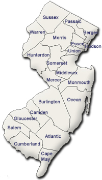 Cumberland County College Campus Map.State Of Nj Office Of The Secretary Of Higher Education