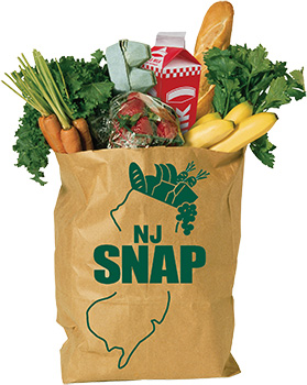 NJSNAP Grocery Bag