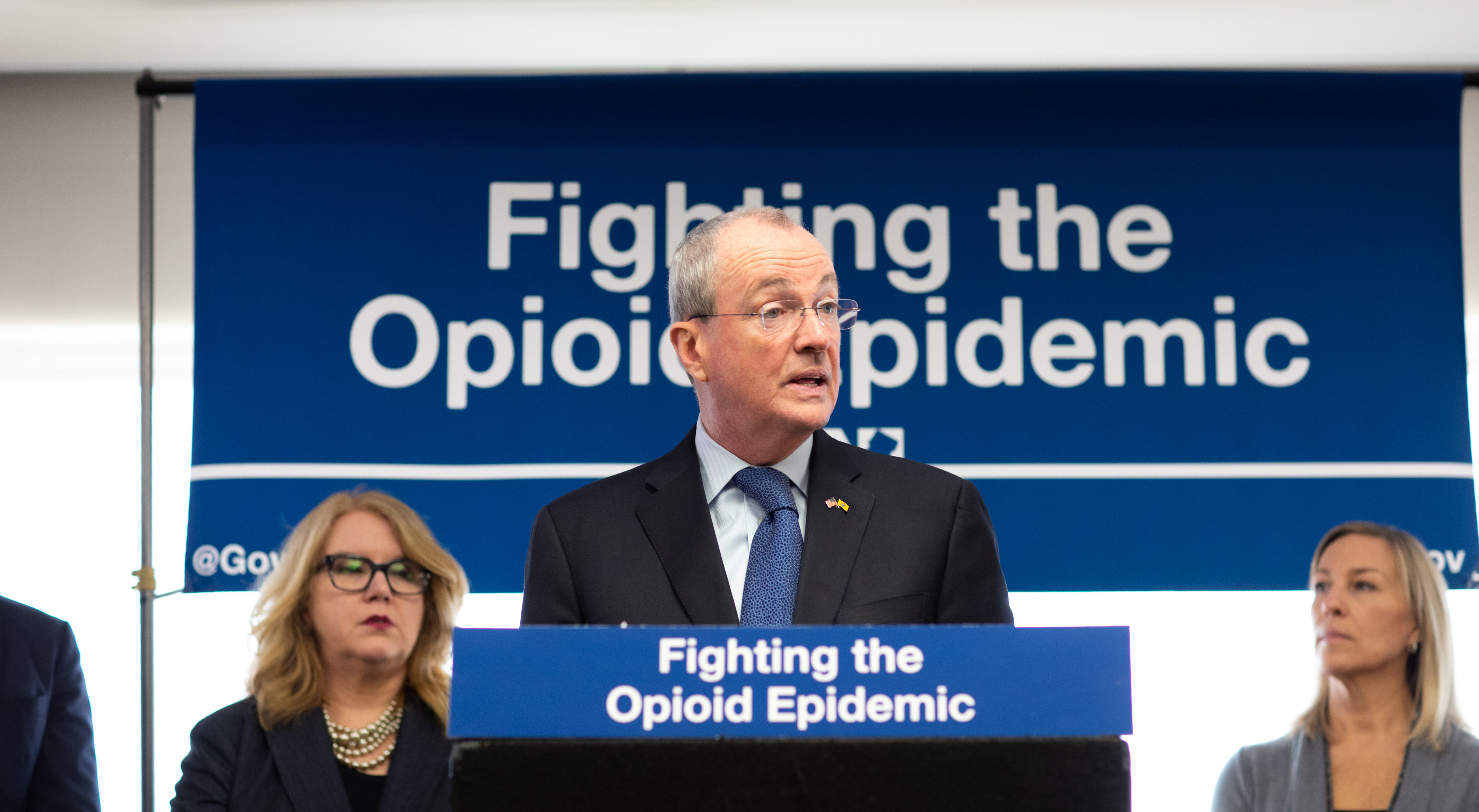 Murphy Administration Saves Lives with Naloxone