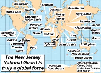 Guardlife - The Magazine of the New Jersey National Guard on map of indonesia and new zealand, map of tahiti and new zealand, map of korea and new zealand, map of thailand and new zealand, map of australia and new zealand, map of south pacific islands and new zealand, map of world and new zealand, map of north america and new zealand, map of europe and new zealand,