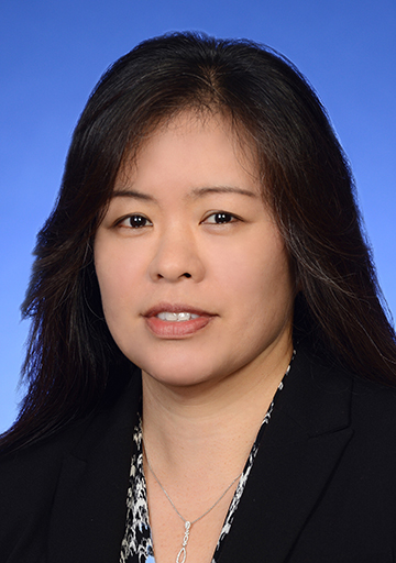 Headshot of Ellen Yang