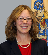 Photo of Elizabeth Connolly Acting Commissioner New Jersey Department of Human Services