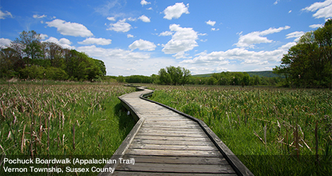 Pochuck Boardwalk, Appalachian Trail
