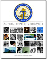 2003/2004 OAG Annual Report