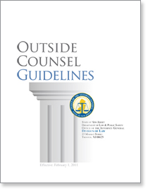 Outside Counsel Guidelines