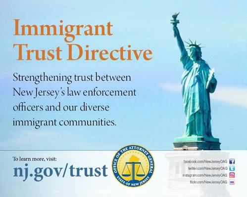 Immigrant Trust Directive Information Website