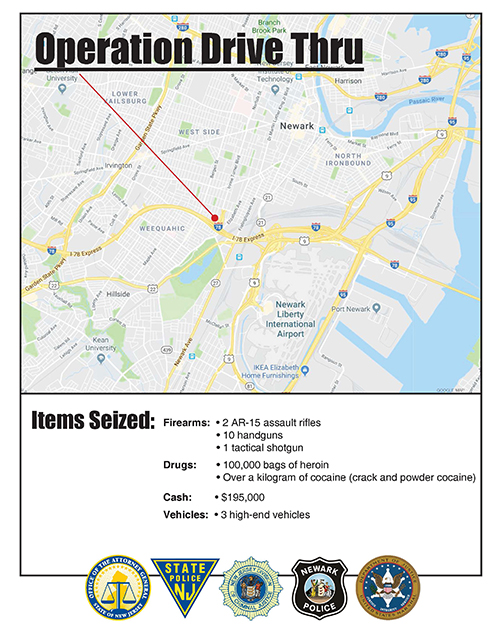 State of New Jersey on salvation army newark nj, mapquest newark nj, map of liberty airport, covenant house newark nj,