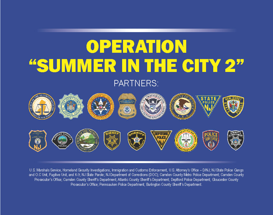 Camden County Sheriffs Departm - Keshowazo
