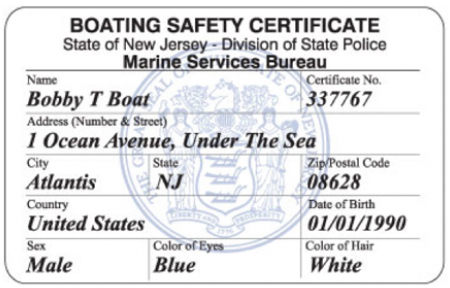 Marine Services Bureau Search & Rescue Stories | New Jersey