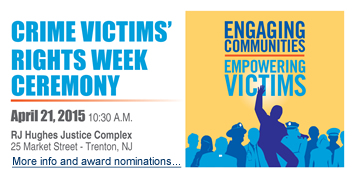 Crime Victims' Rights Week...