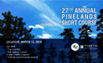 2016 Pinelands Short Course