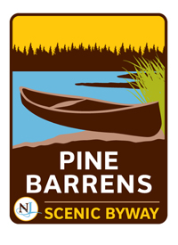 Pine Barrens Scenic Byway Logo