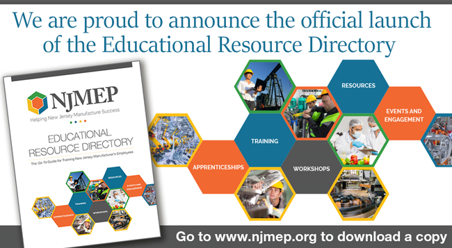 Congratulations to NJMEP