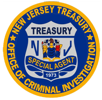 New Jersey Office of Criminal Investigation Specail Agent Seal
